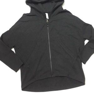 NEW Lululemon Hold Your Om Full Zip hoodie sz 8